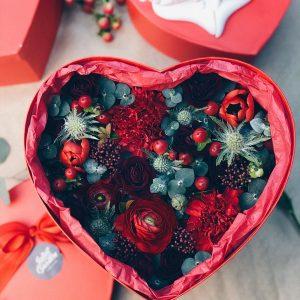 Коробочка «Valentine's day»