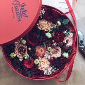 """Шляпные коробки коллекции """"Love box"""""""