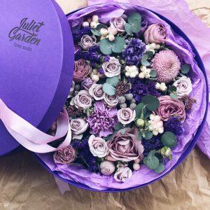 Коробочка «LoveBox lavender»